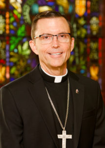 Bishop-elect Robert Reed pictured June 10, 2016. Photo by Gregory L. Tracy/ The Pilot